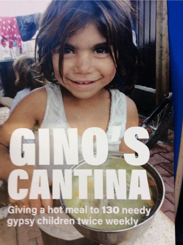 ginos poster
